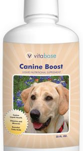 Canine Boost Liquid