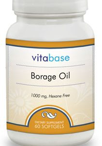 Borage Oil (1000 mg)