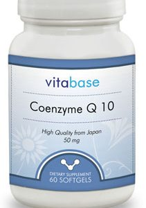 CoQ10 Softgels (50 mg)