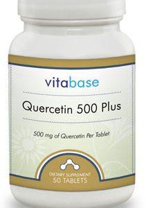 Quercetin 500 Plus (Formula)