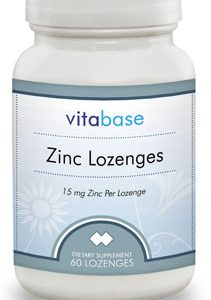 Zinc Lozenges (15 mg)
